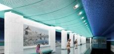 Возобновлено строительство станции «Беломорская» Замоскворецкой линии столичного метрополитена