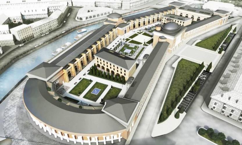 «Плаза Лотос групп» получила разрешение на строительство первой гостиницы из запланированной сети в Петербурге