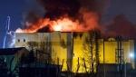После пожара в торговом центре Кемерово КРППР распорядился провести проверку 80-ти торговых центров Петербурга