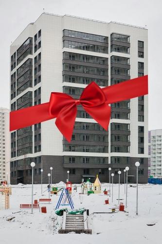 На 3 месяца  раньше срока сдан 8  корпус жилого комплекса «Виктория»