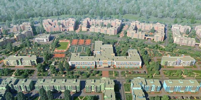«КВС» начала продажи квартир во второй очереди ЖК «Новое Сертолово»