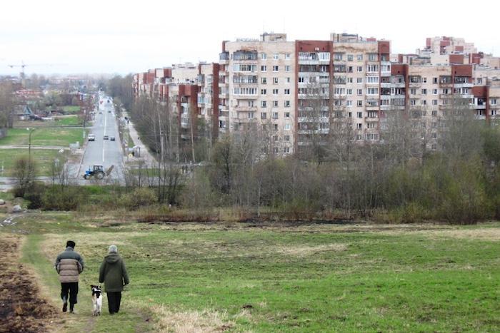 Glorax Development устремилась в Петродворец