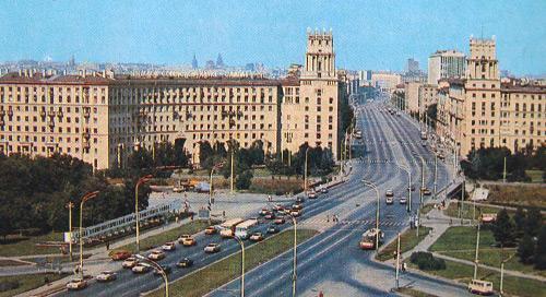 Центробанк проведет реконструкцию здания на Ленинском проспекте в МФК с жильем