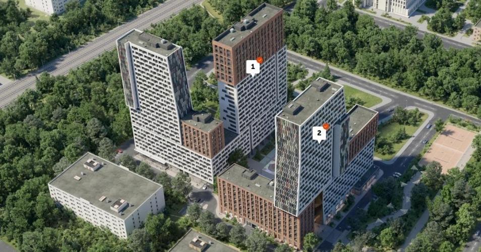 В ЖК «Рихард» в Хорошевском районе стартовали продажи квартир