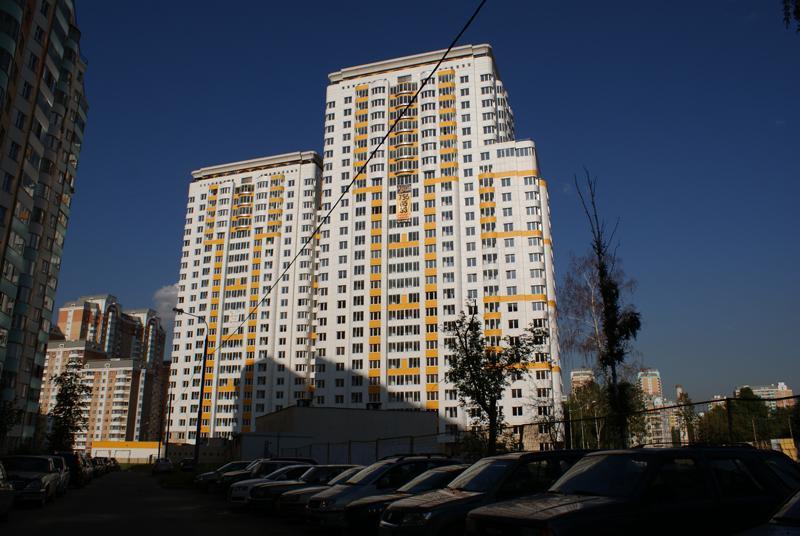 Фото ЖК На Солнцевском проспекте