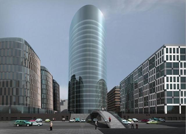 «Авито» займет 2,3 тыс кв м площадей в БЦ «Санкт-Петербург плаза»
