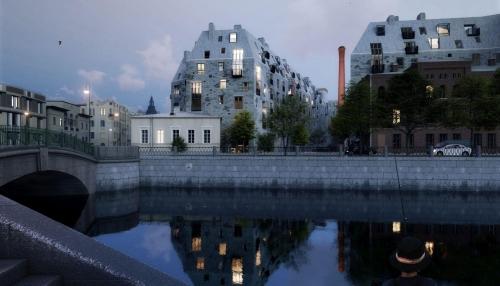 ЖК Meltzer Hall от компании Alfa Faberge