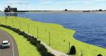 Шесть парковых зон в 2019 году появятся вокруг Черного озера в столичном районе Некрасовка
