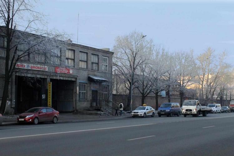 В Невском районе Петербурга продадут участок под строительство жилого дома