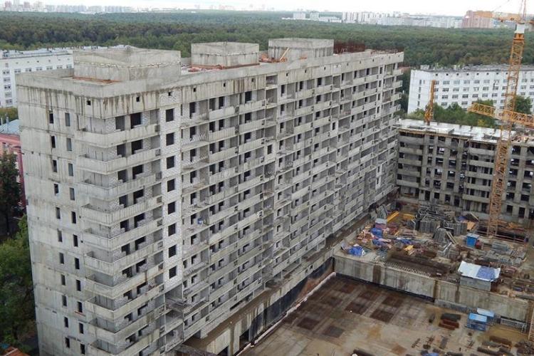 Достраивать ЖК «Терлецкий парк» на Новогиреевской будет городской застройщик