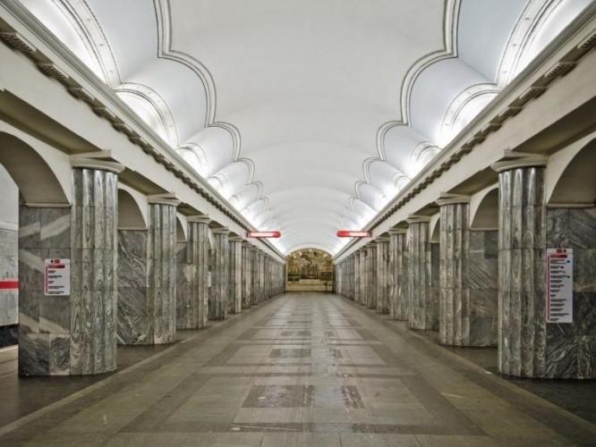Второй выход с «Балтийской» построят у бывшего Варшавского вокзала