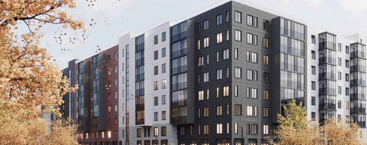 Компания Bonava построит ЖК Gotland Lifestyle в Невском районе Петербурга