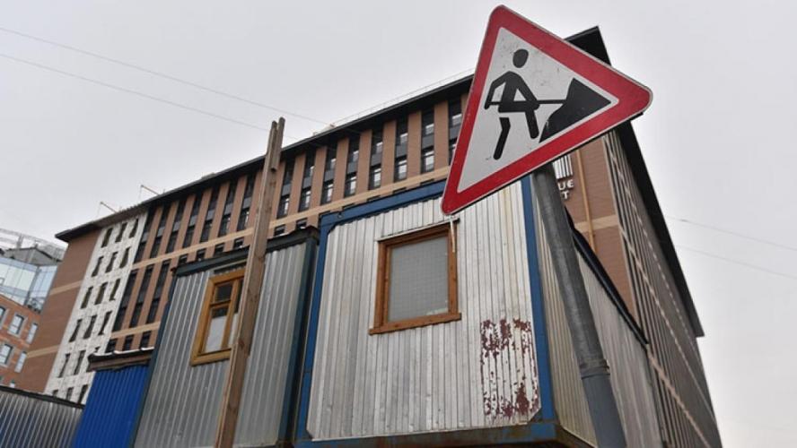 Задержана банда, ограбившая несколько строительных площадок в Петербурге и Ленобласти