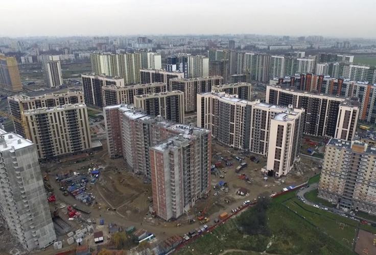 Всеволожский район лидирует в Ленобласти по количеству ипотечных заемщиков, но только третий по стоимости жилья