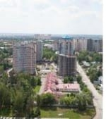 """ЖК """"Борисоглебский"""": в первом корпусе проводятся работы по возведению стен"""