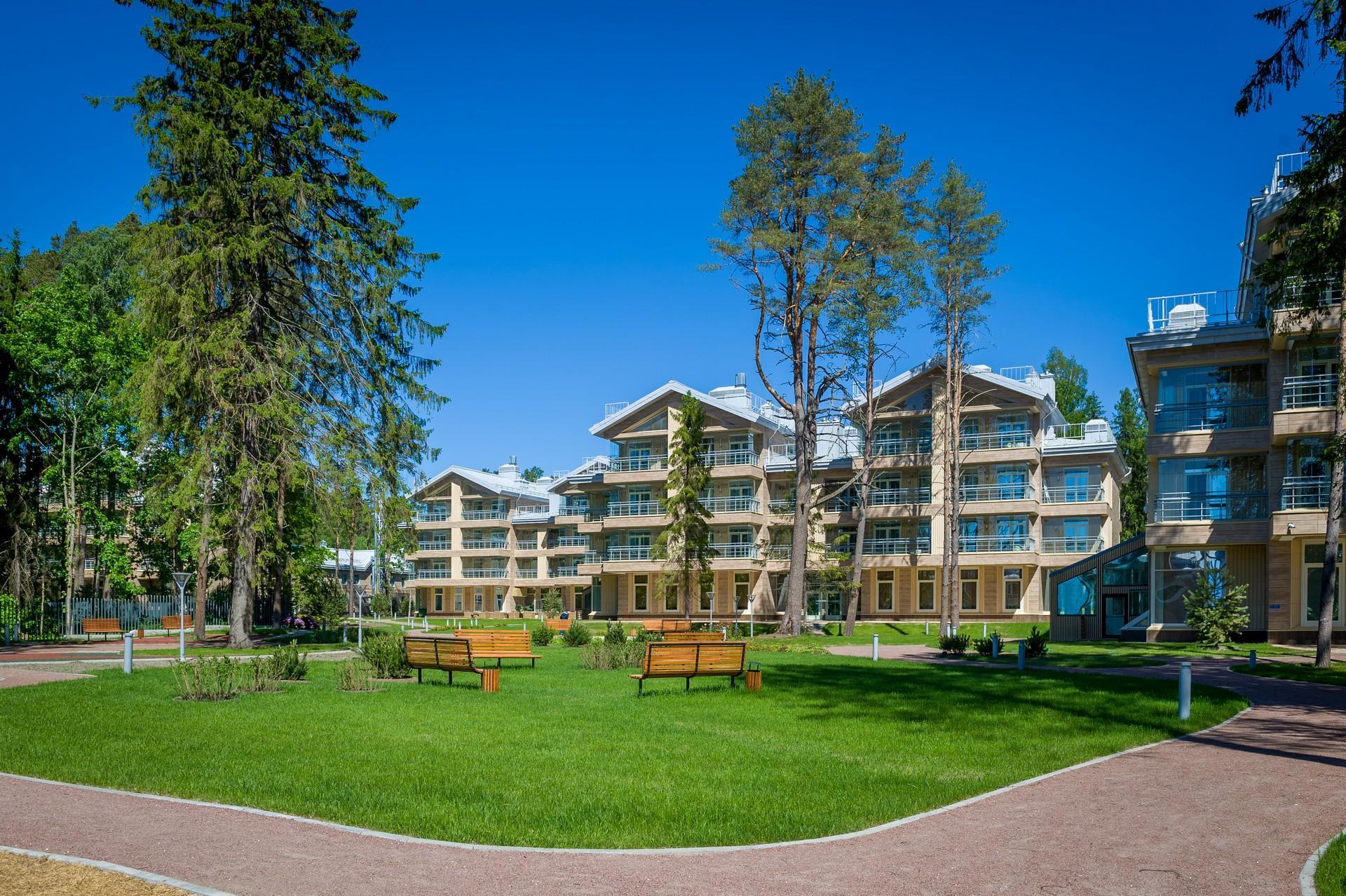 Фото ЖК Первая Линия. Apartments