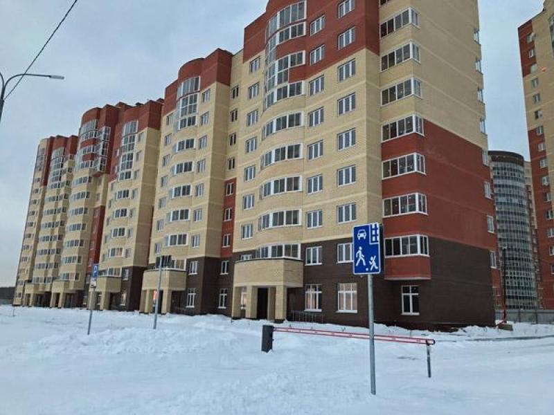 Фото ЖК Новое Ялагино от Ойкумена. Жилой комплекс