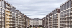 Построена 6-я очередь квартала «Солнечный город» в Красносельском районе