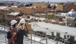 В историческом центре Петербурга открылась первая легальная смотровая площадка на крыше жилого дома