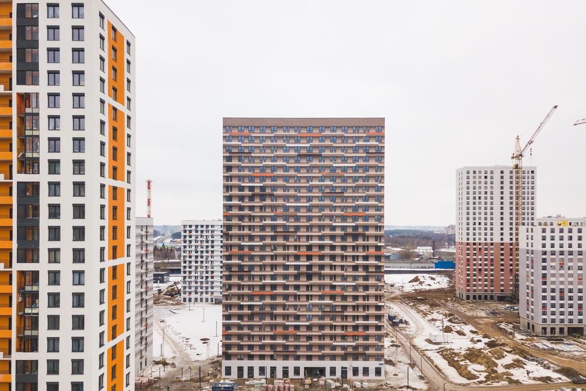 Фото ЖК Одинцово-1