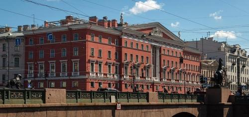 ЖК Невский, 68 от компании ЛСР. Недвижимость - Северо-Запад