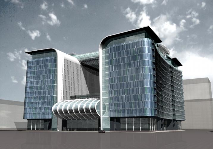 Китайские застройщики завершат проект МФК «Sky City», замороженный из-за банкротства прежнего застройщика
