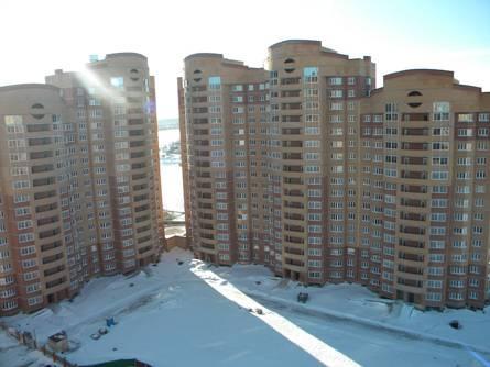 Фото ЖК Совхоза им Ленина, квартал №3