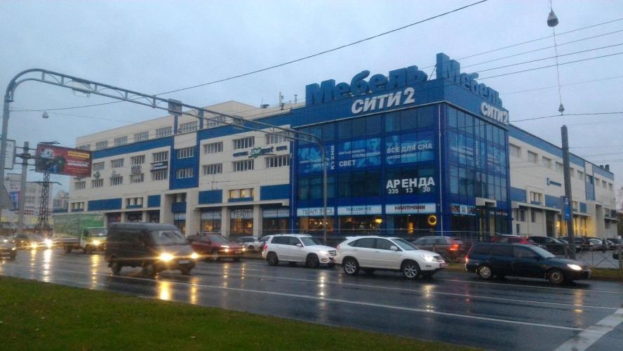 Возле ТК «Мебель Сити» у метро «Лесная» построят бизнес-центр
