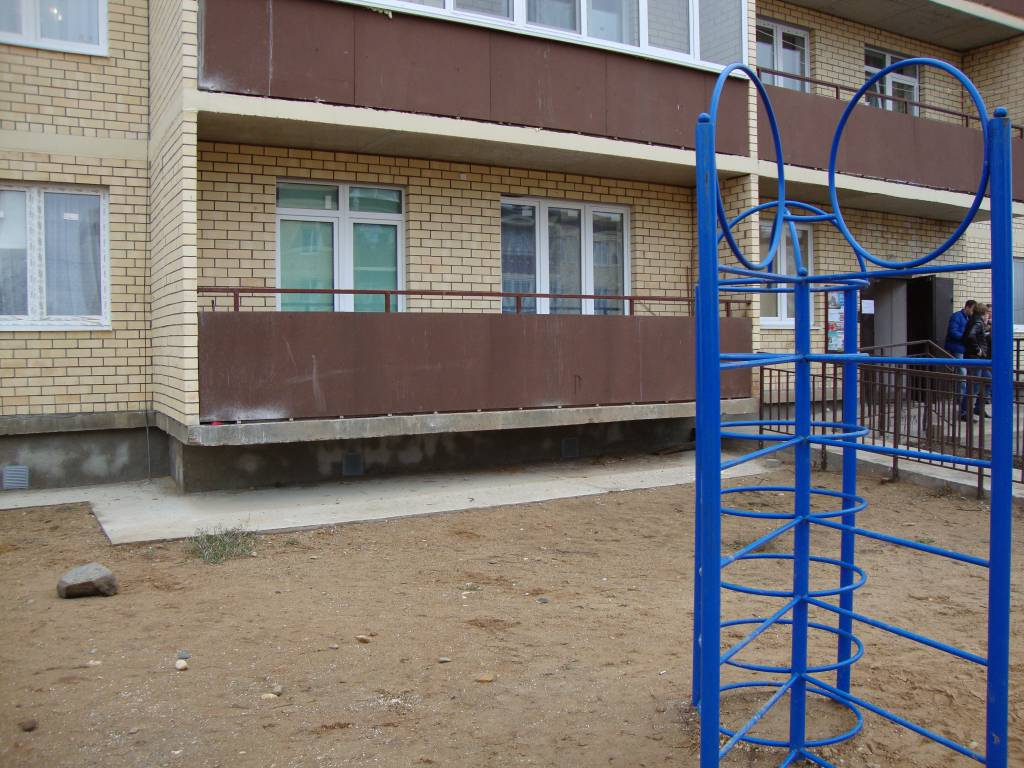 Фото ЖК Новоспасский