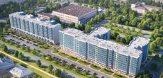 ГК «Технополис» открыла продажи в ЖК «Премьера 2», продолжении ЖК «Премьера» на бывших площадях «Ленфильма»