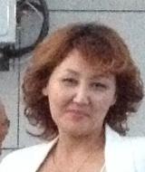 Бовганова Улана