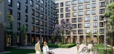 Строительство жилого комплекса в Петербурге остановлено из-за жалоб соседей