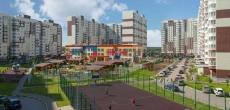 Объем первичного жилья в Новой Москве снизился на 5,5%, сообщают аналитики из «Бон-Тон»