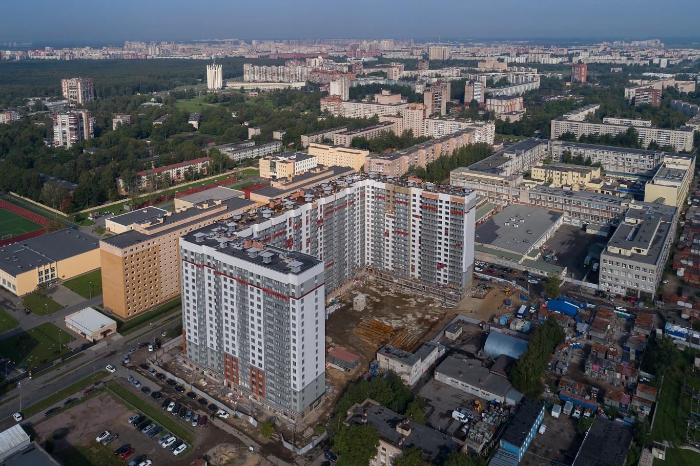 Фото ЖК Дом на Обручевых