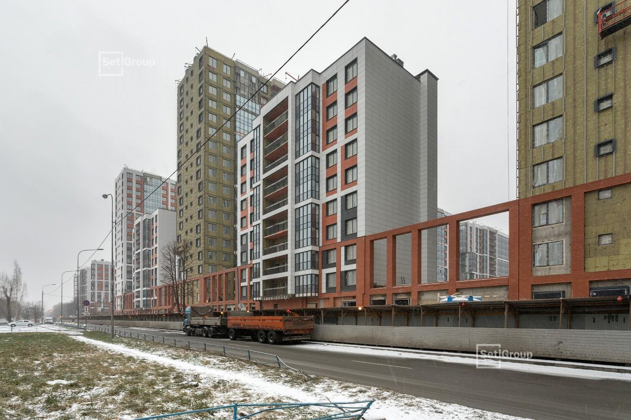 Фото ЖК Стрижи в Невском
