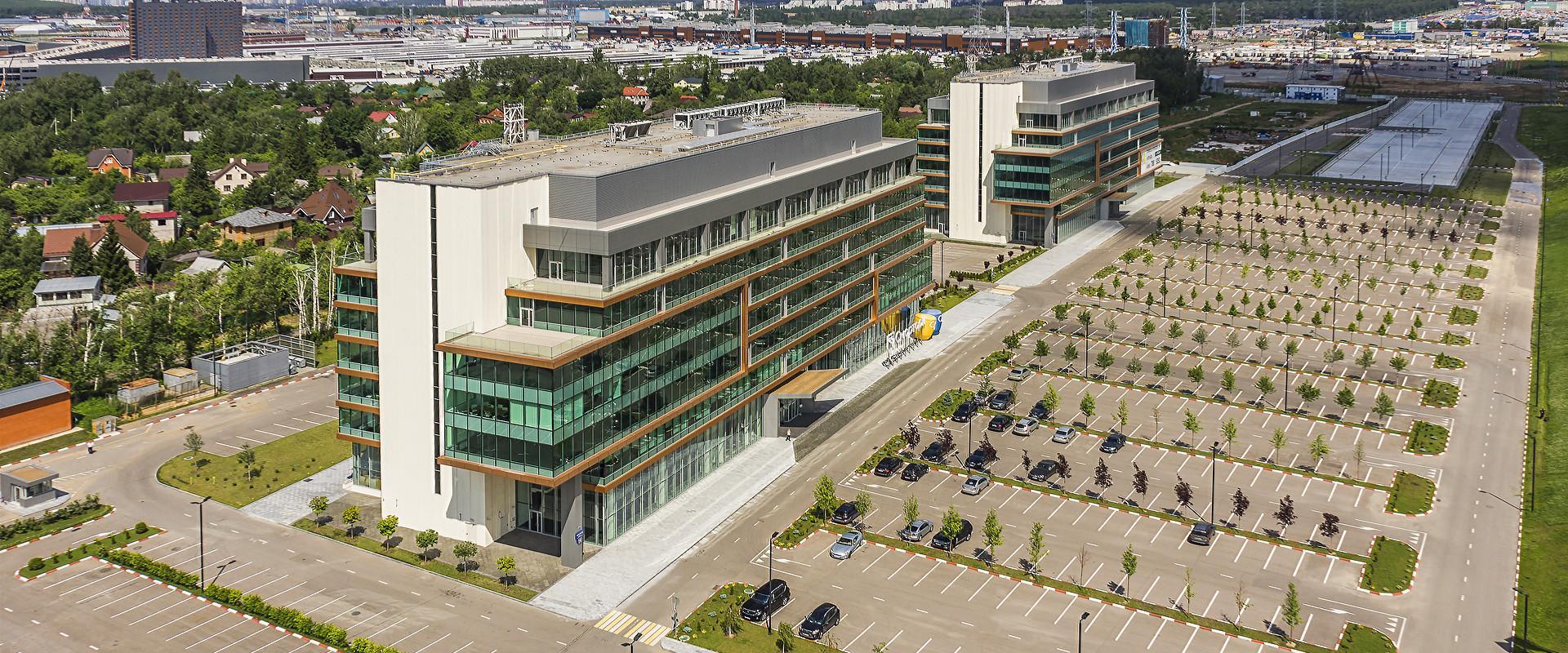 aa0044e5fd5f Бизнес-центр К2 Бизнес-парк, Калужское ш - офисы в БЦ К2 Бизнес-парк