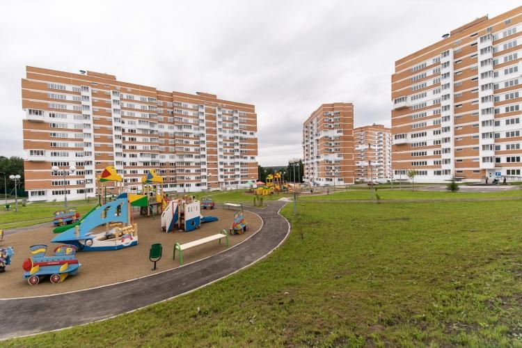 Сданы три корпуса проблемного ЖК «Спортивный квартал» в Новой Москве