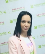 Видашева Екатерина Юрьевна