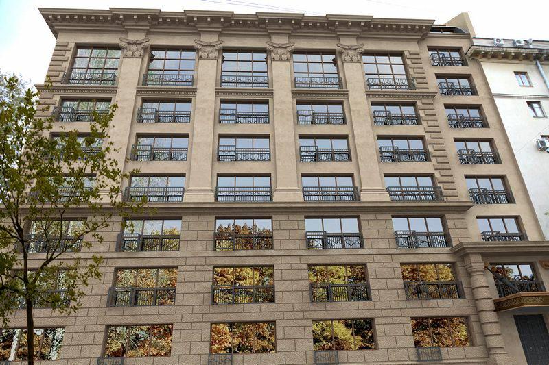 Фото ЖК MANHATTAN HOUSE от KR Properties. Жилой комплекс Манхэттен Хаус