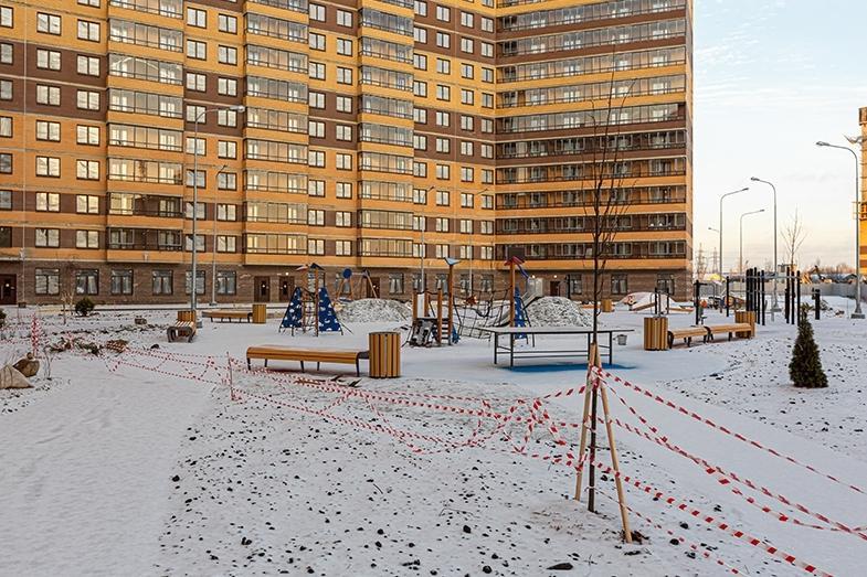 Фото ЖК Приневский