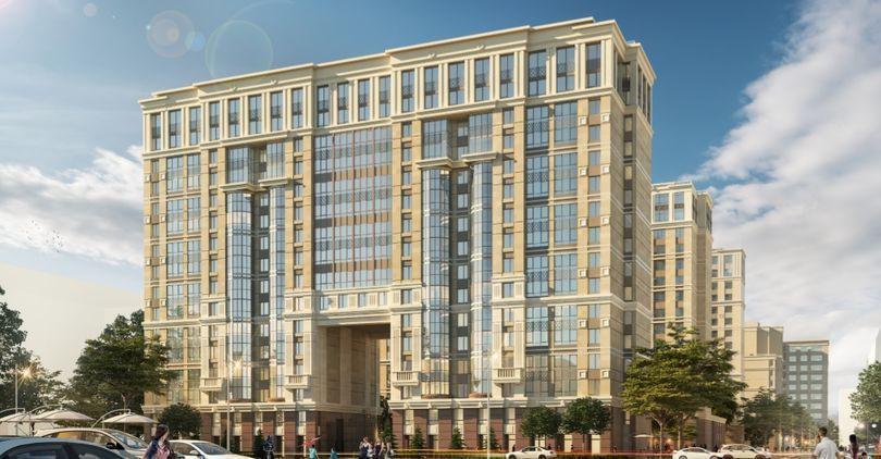 Казахский девелопер BI Group запускает три проекта жилых комплексов на Московском проспекте в Петербурге