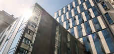 Строительство апарт-отеля Vertical в Московском районе Петербурга начнется в конце 2016 года