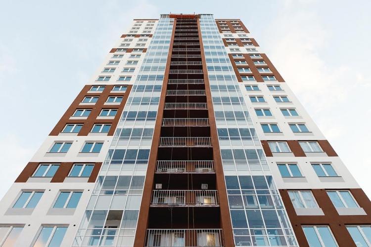Компания «Ресурс» получила разрешение на ввод в эксплуатацию жилого комплекса «Невский Эталон»