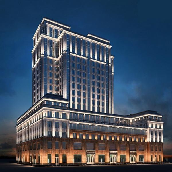 Фотография. FORT TOWER от компании FORTGROUP