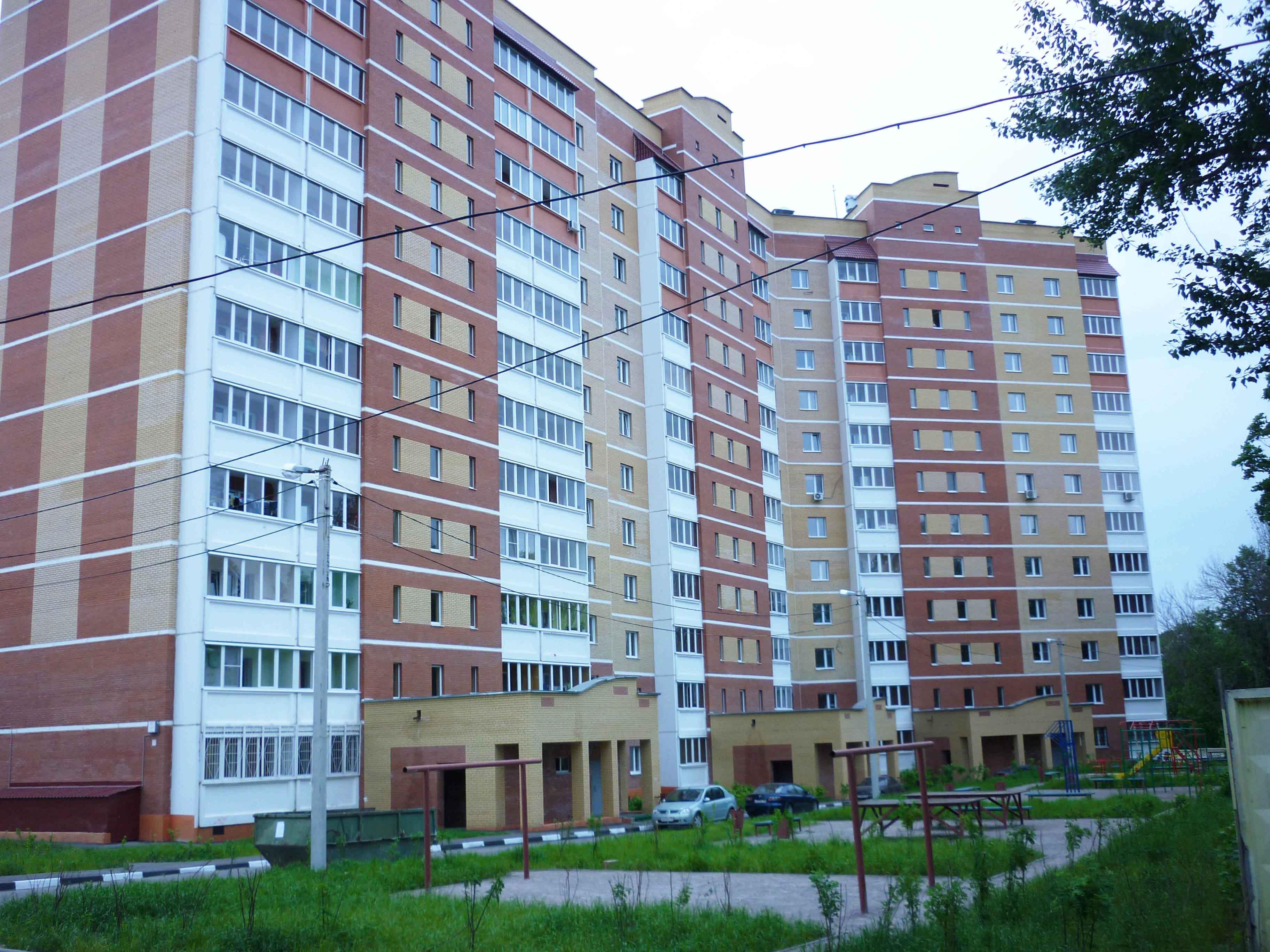 Фото ЖК Воскресенск