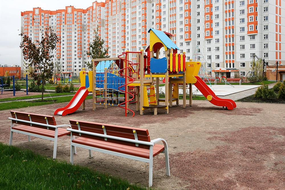 Фото ЖК Некрасовка