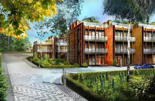 ЖК Futuro Park от компании Villagio Estate