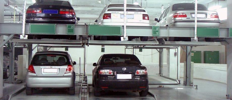 Чем выше заполняемость офисов, тем дороже парковка