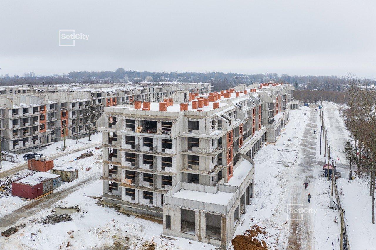 Фото ЖК Зеленый квартал