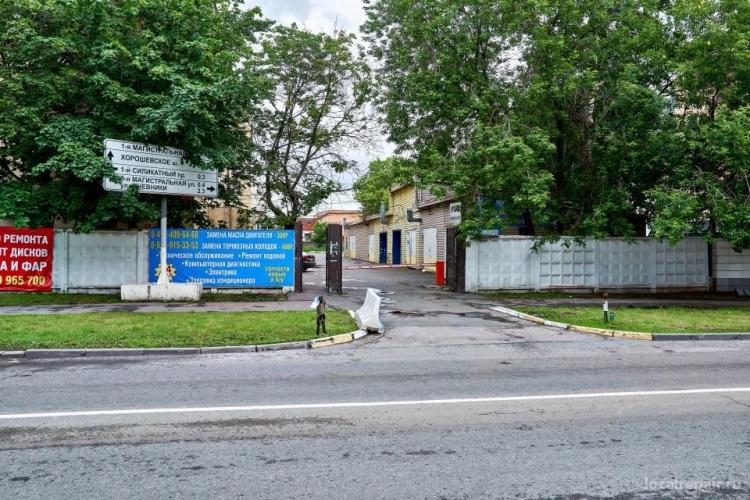 Группа МИЦ построит «перехватывающее жилье» в Хорошевском районе